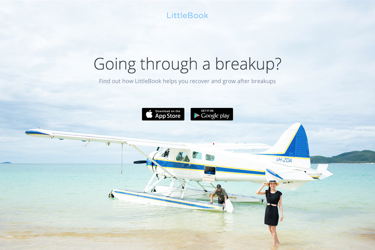 LittleQuest Limited launches LittleBook to Heal Broken Hearts Image