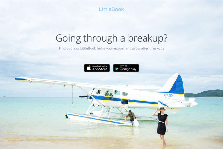 LittleBook - The Breakup App
